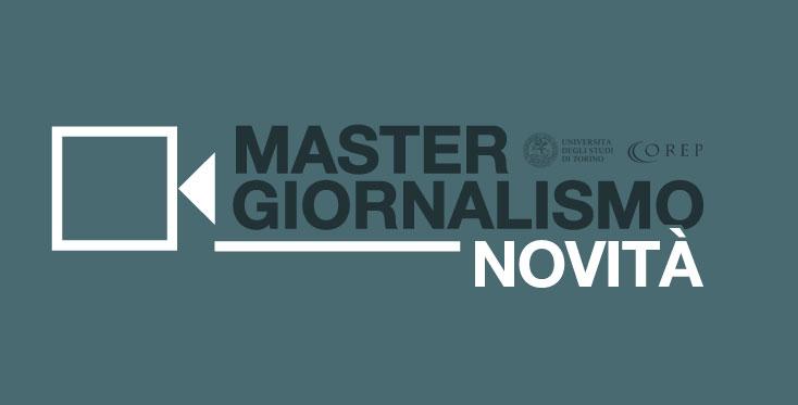 Il Bando del Master in giornalismo di Torino